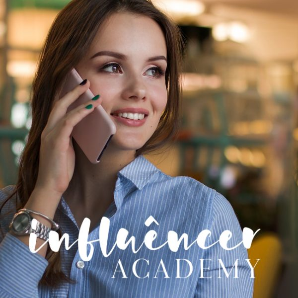 Influencer academy login